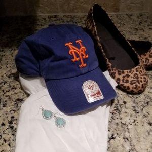 NWT NY Mets Cap